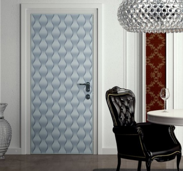 Blue-Gray-modern-wave-door-karim-rashid-design