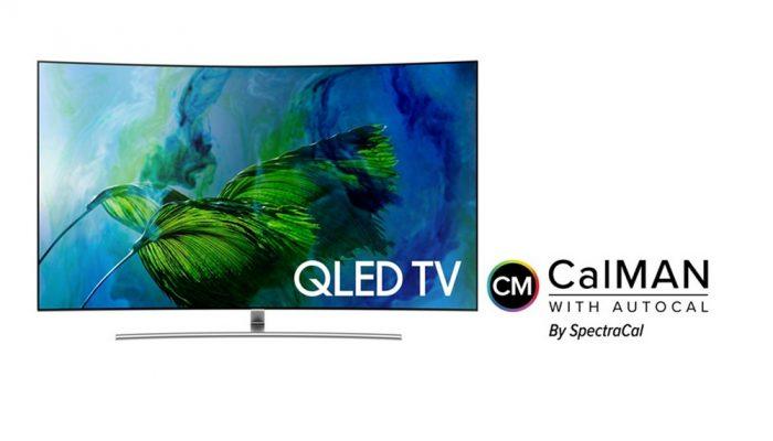 QLED TV Autocalibration (3)