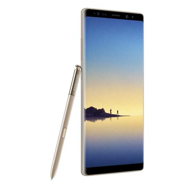 Samsung Galaxy Note8 (1)