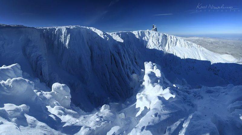 Магијата на зимата фатена на Полска планина