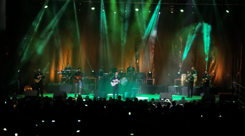 Фотографии од концертот на Gipsy Kings во Скопје