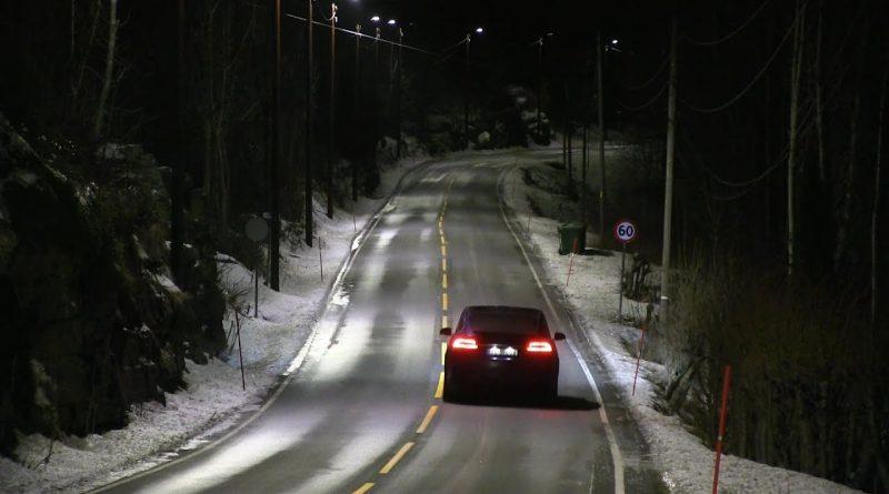 Заштеда на енергија на Автопат во Норвешка