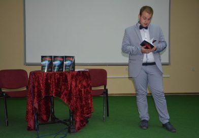 Поетот Филип Димкоски ќе  ја претставува Македонија на Меѓународната поетска олимпијада во Словенија