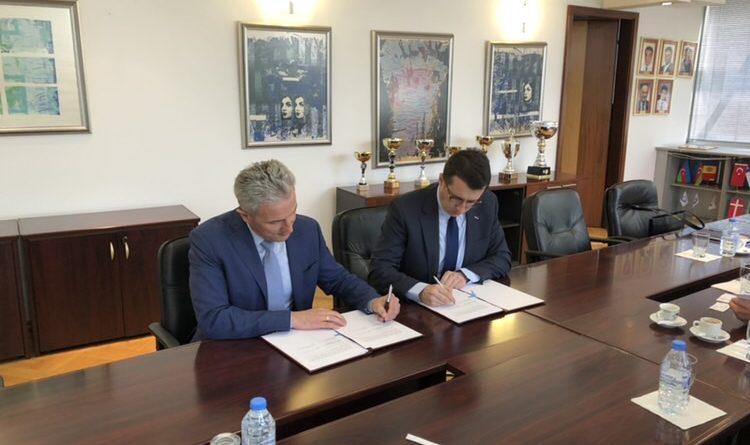 Бритиш Американ Тобако (British American Tobacco) и Царинската Управа на Република Македонија потпишаа Меморандум со цел спречување на нелегалната трговија со тутунски производи