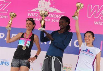 Андријана Поп Арсова го урна маратонскиот рекорд во Македонија